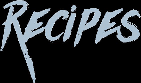 recipies-lettering@2x