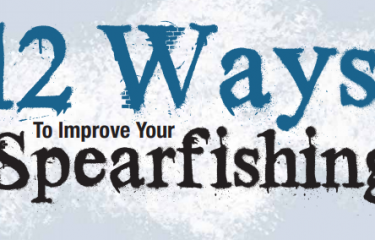 12 Ways to Improve Your Spearfishing