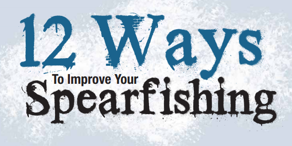 12 ways spearfishing