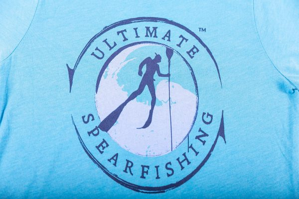 Ultimate Spearfishing Womens Short Sleeve