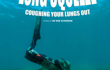 Lung Squeeze : Coughing your lungs out!