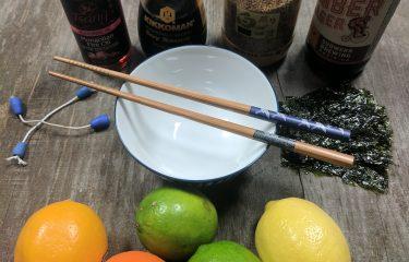 Ponzu Shoyu (Ponzu with Soy Sauce)