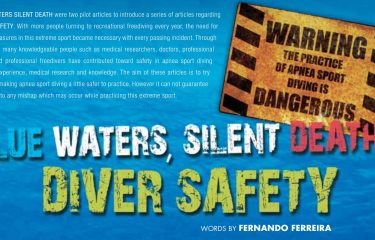 Blue Waters, Silent Death Diver Safety
