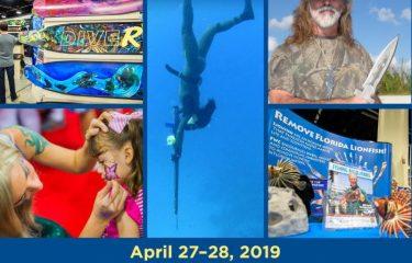 The Blue Wild Expo April 27/28