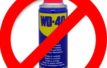 Why You Don't Use WD40 on Speargun Mechs